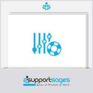 Level1 basic helpdesk support for webhosting companies