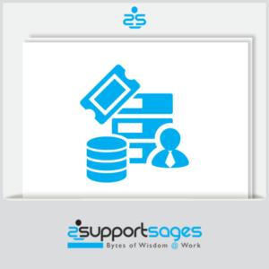 Per Server Helpdesk Support & Backup Management