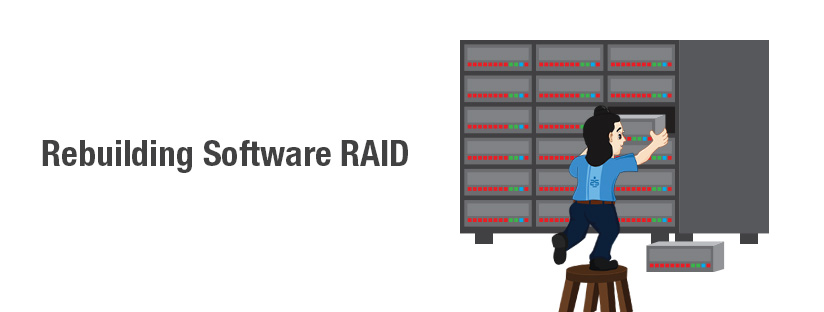Rebuilding Software RAID