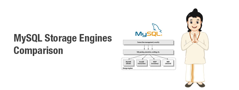 MySQL Storage Engines – an overview, their limitations and an attempt for comparison