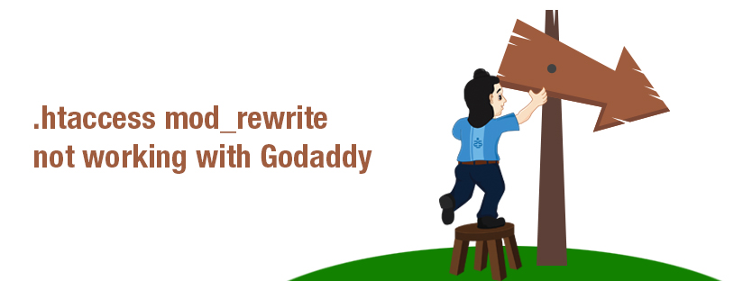 .htaccess based mod_rewrite not working with Godaddy ?