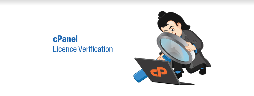 cPanel: Licence Verification
