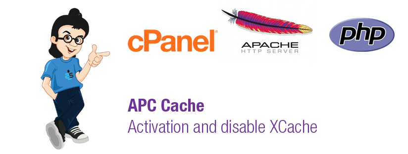 APC Cache Activation and disable XCache