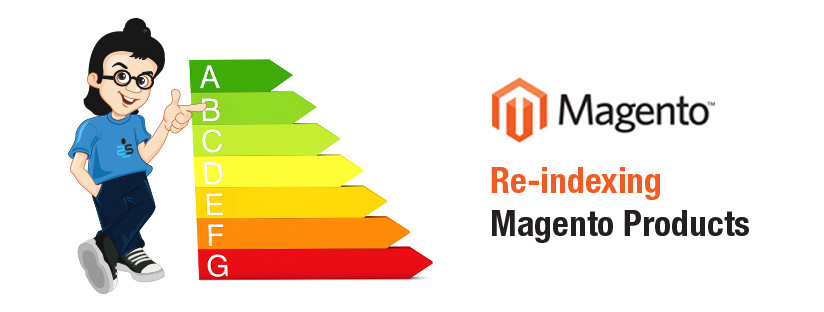 How to Re-index Magento Products