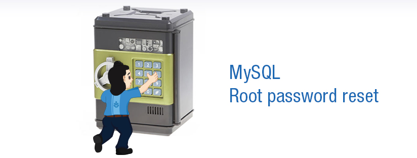 MySQL: Root password reset
