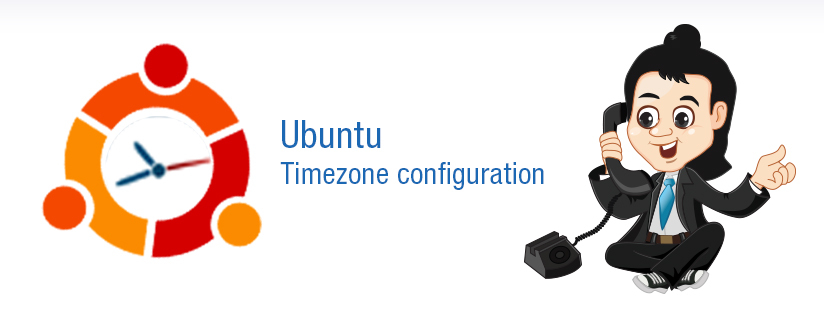 How to configure timezone in Ubuntu