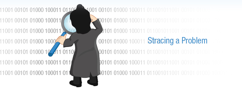 "Tracing system calls using ""Strace"""