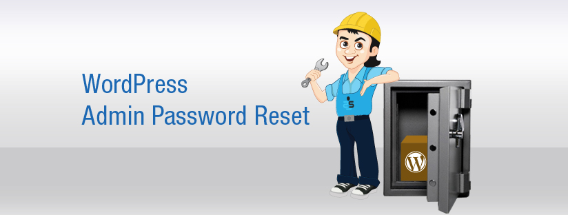 WordPress Admin Password Reset