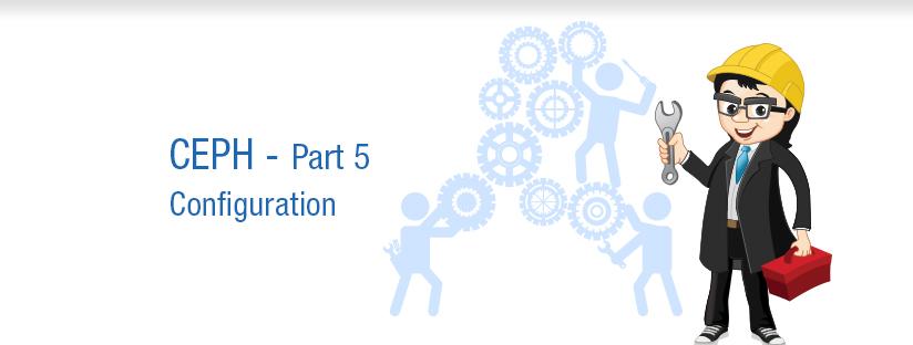 CEPH -Part 5 – Ceph Configuration on Ubuntu