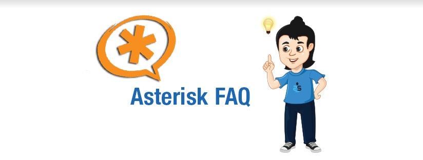 Asterisk Setup – Frequently Asked Questions and Answers
