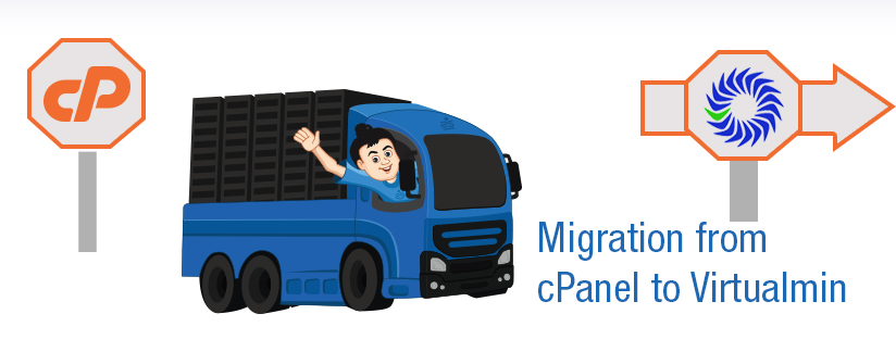 Migration from cPanel to Virtualmin
