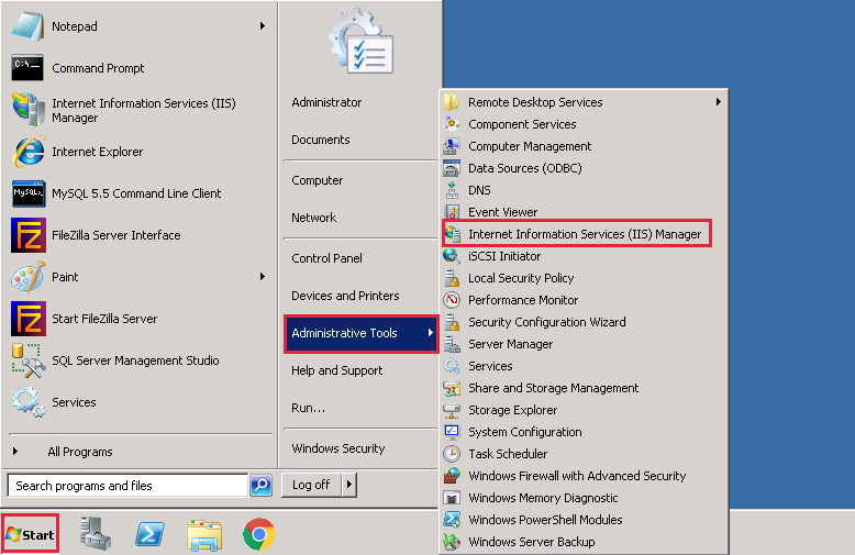 Ssl Certificate Installation In Microsoft Iis 7
