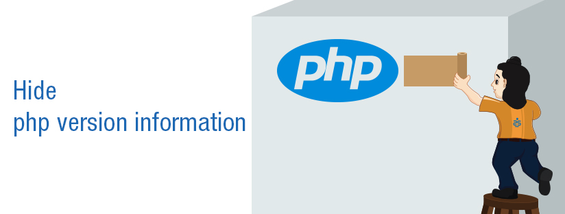 Hide php version information