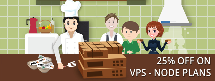 VPS Node Management – starts from $23 per month