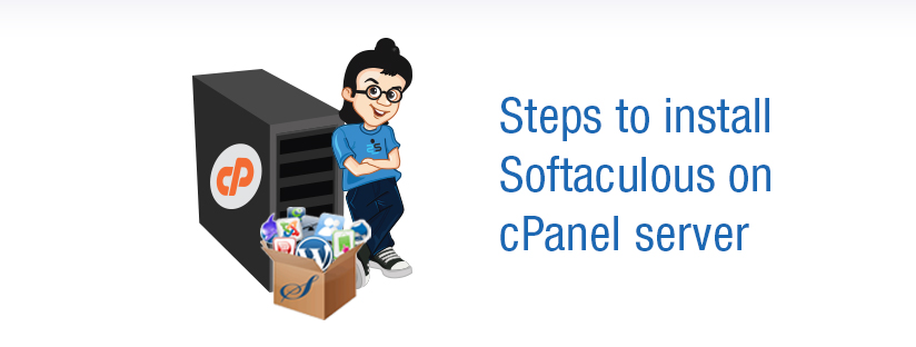 Steps to install Softaculous on cPanel server