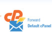 Forward Default cPanel Email Account