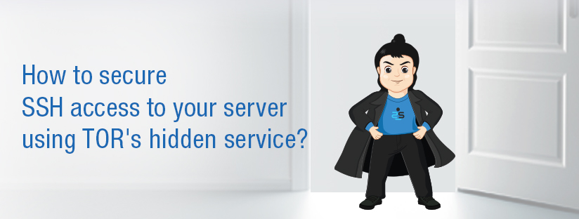 How to secure SSH access to your server using TOR's hidden service ?