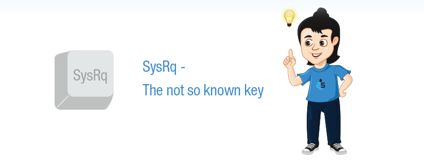 SysRq – The not so known key