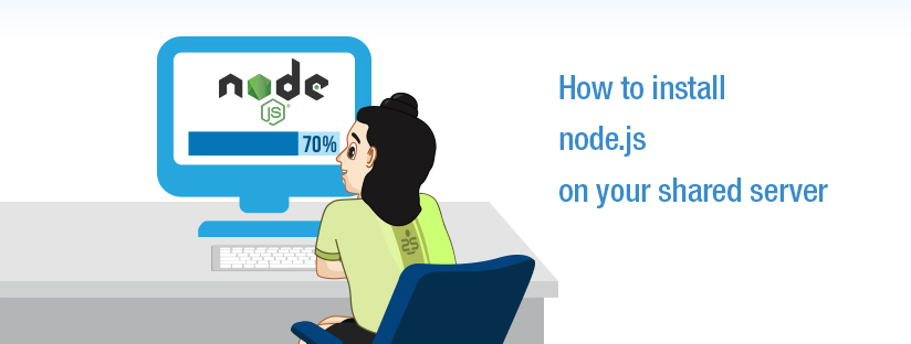 How to install node.js on your shared server?
