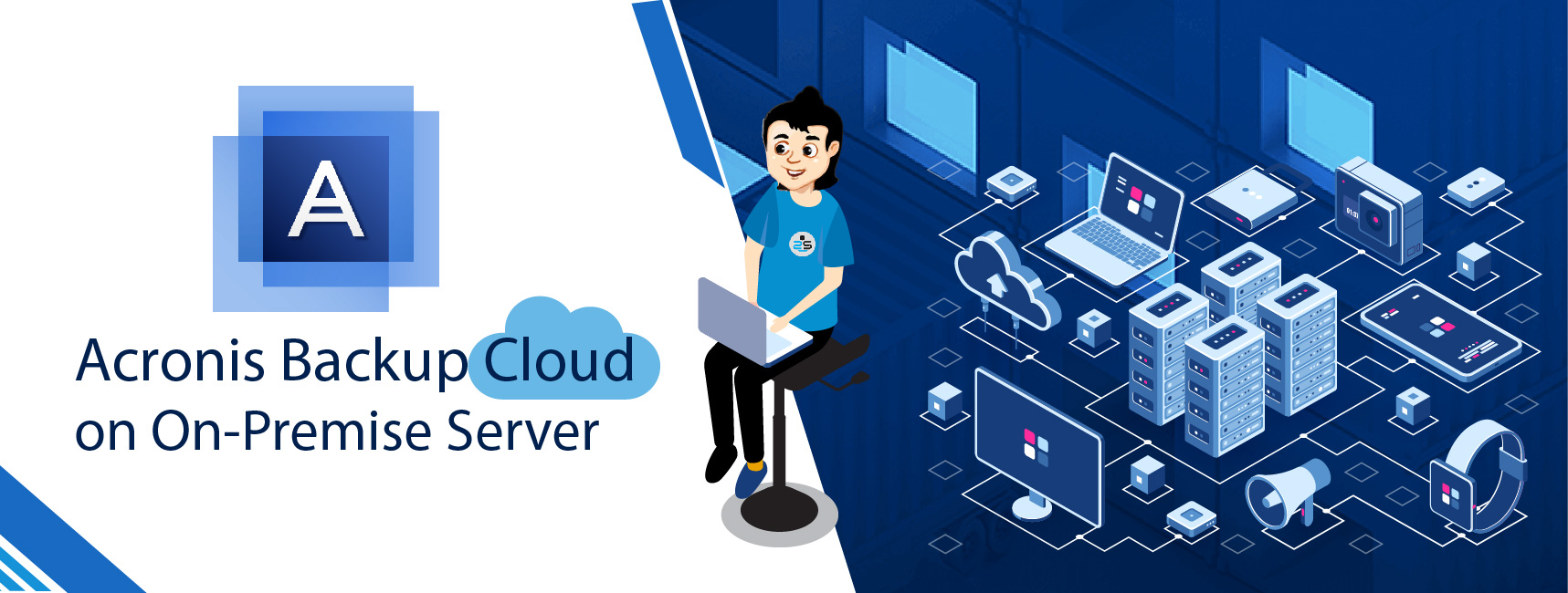 Acronis Backup Cloud on On-Premise Server