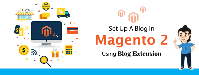 Set up a Blog in Magento 2 using Blog Extension