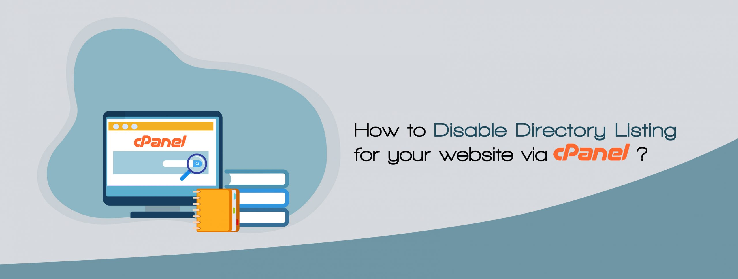 How to Disable directory listing for your website via cPanel?