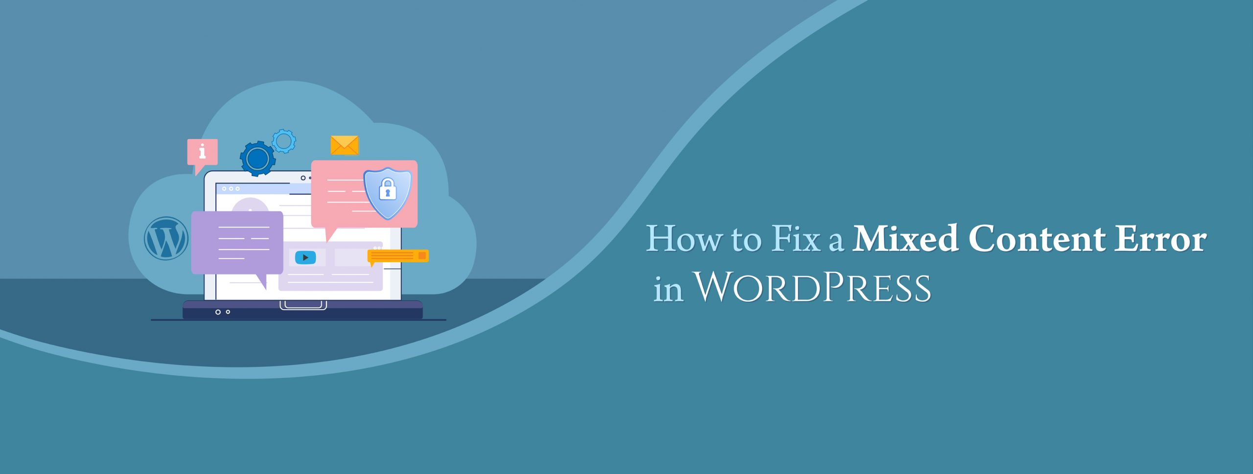 How to Fix a Mixed Content Error in WordPress?